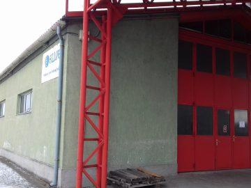 A-1 épület 2